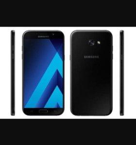 Продам! Срочно! Samsung  А7 2017г