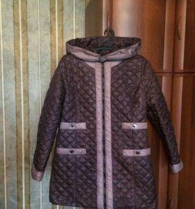 Стильное и красивое пальто.