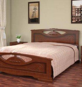 Кровать Елена 2