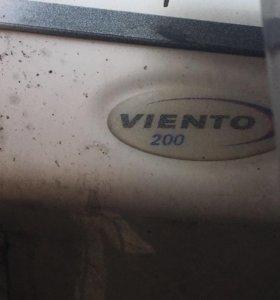 Рефрежиратор кариер виенто 200