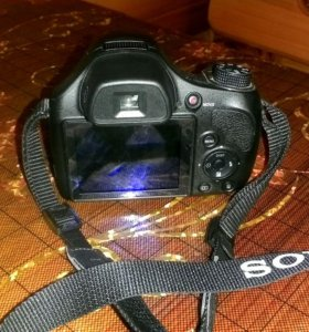 фотоаппарат сони H 400