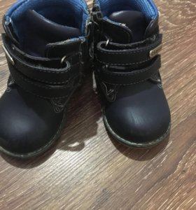 Демнисезоные ботинки на мальчика