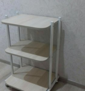 Столик косметологический (этажерка).