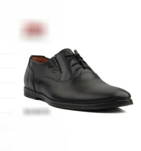 Классические мужские туфли на осень-весну