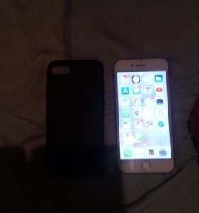 iPhone 7red 128g