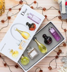 Набор духов Dior 5в1