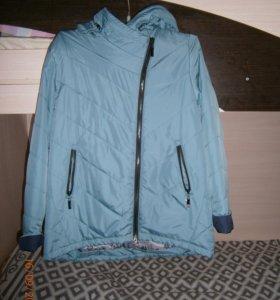 Продам женские куртки осень и зима
