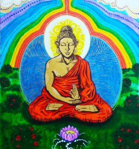 Будда. Истинная реальность.