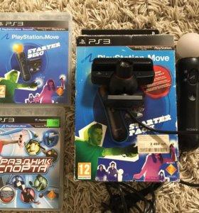 PlayStation Move. (PlayStation 3)