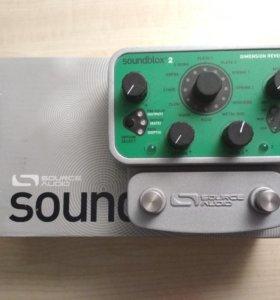 Source Audio SA225 Soundblox 2 Dimension Reverb