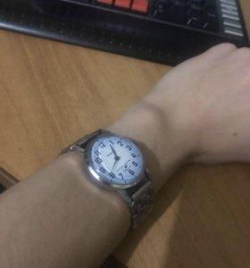 Часы Победа механика