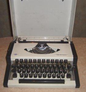 Механическая печатная машинка unis (tbm de Luxe)