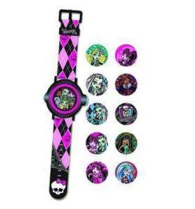 Часы электронные Monster High с проектором новые