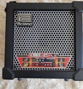 Гитарный комбоусилитель roland cube 15xl