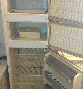 3-камерный холодильник