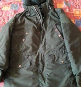 куртка военная(48-4)