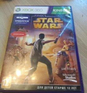 Игра STAR WARS kinect xdox 360