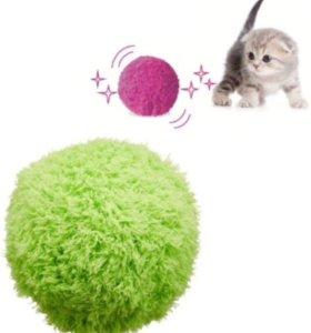 Мячик пылесос