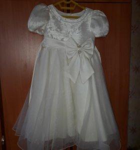 Платье девичье