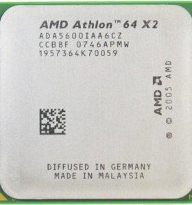 AMD Athlon 64 X2 5600+ 2800MHz