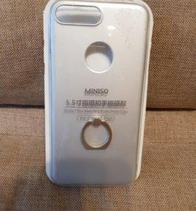 Чехрл на iphone 7 Plus