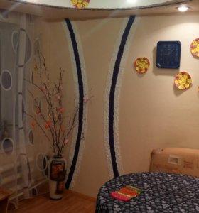 Квартира, 3 комнаты, 70.3 м²
