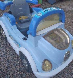 Машина электромобиль