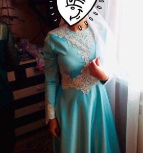 Платье для никах