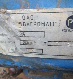 Борона дисковая БДП 3х4