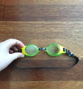 Плавательные очки INTEX KIDS