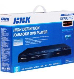 DVD BBK DVP967HD