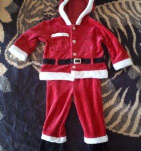 Новогодний костюм Санты