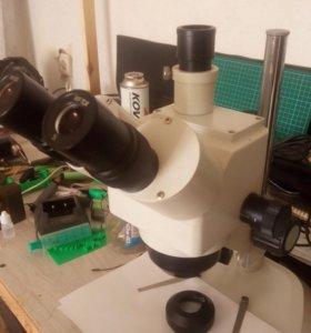 Микроскоп Микромед МС-2-ZOOM вар. 2CR