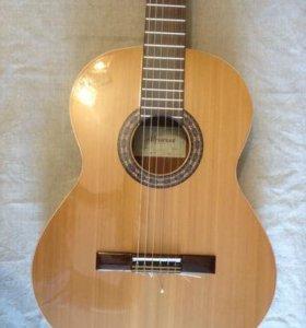 Акустическая гитара Almansa 401. Испания