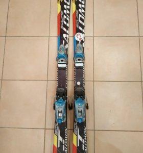 Горные лыжи Salomon 120 см