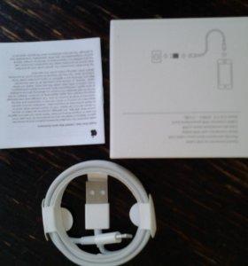 Новый USB кабель для iPhone 7