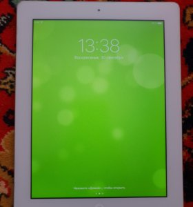 Apple iPad 4 Retina Wi-Fi Cellular 16 Gb White