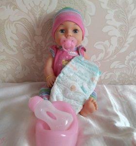 Интерактивная кукла Карапуз.