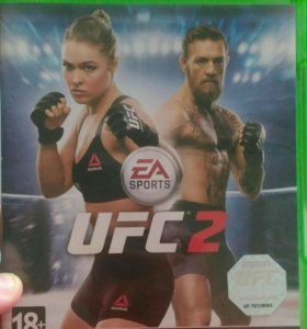 UFC2 лицензия