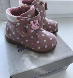 Ботинки(осень-весна)