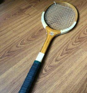 Ракетка для большого тенниса времен СССР