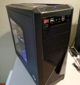 Игровой ПК i5 6600k + MSI GTX 980 4GB