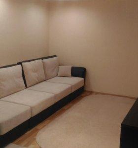 Квартира, 1 комната, 33.6 м²