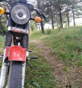 Продам мотоцикл Орион 125
