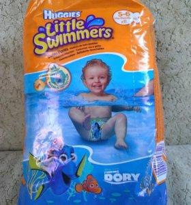 Подгузники для плавания Huggies «Little Swimmers»