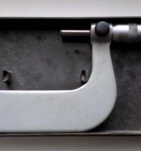 Микрометр МК 75-100 мм