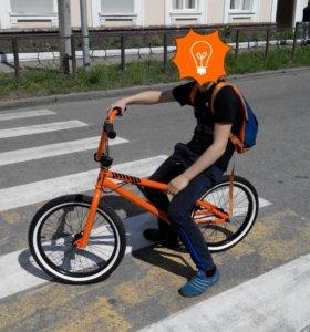 ВЕЛОСИПЕД BMX AUTHOR PIMP 2.0