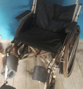 Инвалидное кресло-каляска, б/у