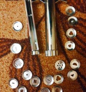 Экструдер для полимерной глины