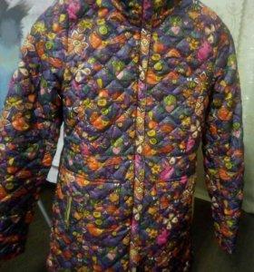Куртка для девочки, 42 размер,рост 164